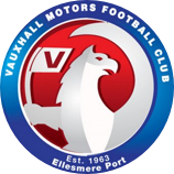 Vauxhall Motors Football Club Logo