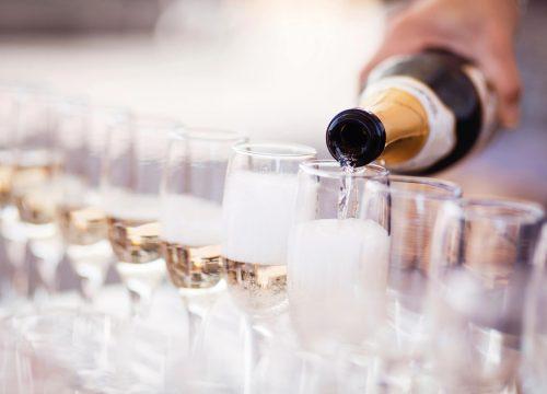 Bottle Pour
