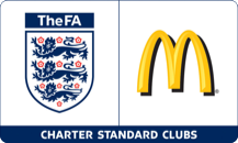 The FA / Mcdonalds Partnership Logo