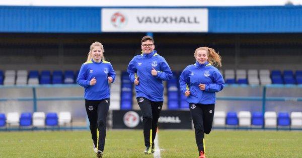 Everton Football College - Vauxhall Motors Football Club